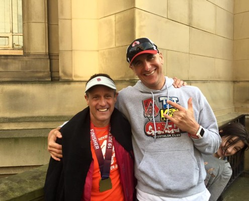 My First Ironman Experience - a detailed race report by Gator - TriCoachGeorgia 04