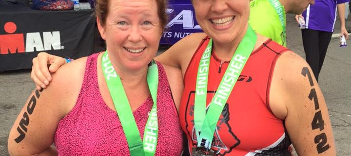 Happy Floaty Racing at Augusta 70.3 2015: How to Not Stress and Truly Enjoy Your Race05
