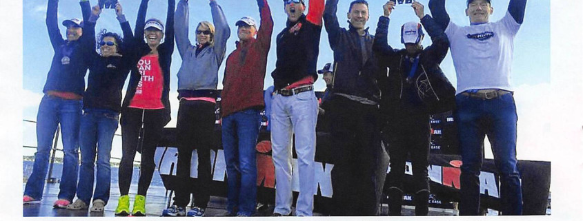 Coach Slayer Pushes Past Injury to Qualify for Kona - Featured Article in Oconee Magazine Winter 2016 - TriCoachGeorgia 02