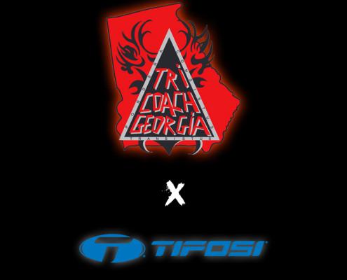 Tifosi Optics Welcomed as Proud New Sponsor of TriCoachGeorgia 01
