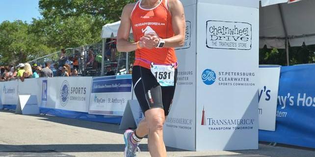 Virgin Olympic Distance Triathlon Voyage: S'later Takes St. Anthony's Tri - TriCoachGeorgia 01