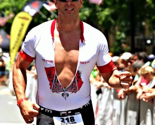 9Lives's Ironman Raleigh 70.3 Race Report - TriCoachGeorgia 01
